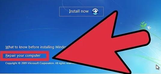 Repair Windows